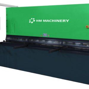 NOŻYCE GILOTYNOWE HYDRAULICZNE HM MACHINERY HBX 2100 60S CNC DO BLACH