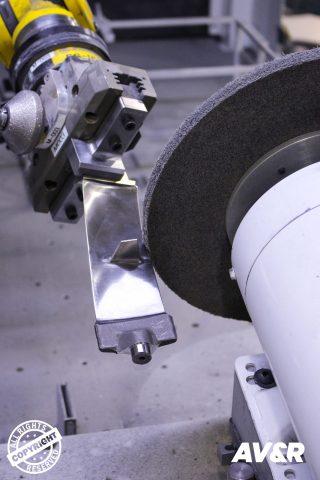 szlifowanie łopatek obróbka polerowanie AV&R SKRIM